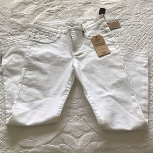 Lucky Brand White Jeans NWT